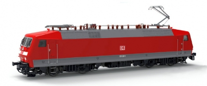 L.S.Models LS16585S, H0, AC~, sound, Electric locomotive BR 120.1, DB AG, Ep.5