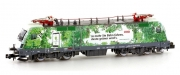 Hobbytrain H2781, N, Electric locomotive Rh 1016 Taurus, ÖBB Green Points, Ep.6