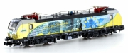 Hobbytrain H2982, N, Electric locomotive BR 193 Vectron »Beethoven«, ELL/SETG, Ep.6
