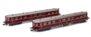 Hobbytrain H304000, H0, DC=, Driving trailer VS 145, DB, Ep.3, 2 piece set