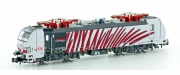 Hobbytrain H3002S, N, sound, Electric locomotive BR 193 Siemens Vectron, »red zebra«, Lokomotion Ep.6